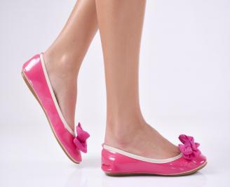 Дамски обувки еко кожа/лак UIBY-10980