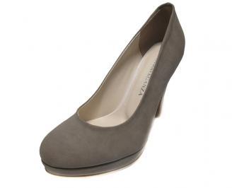 Дамски обувки естествена кожа бежови YZGT-14987