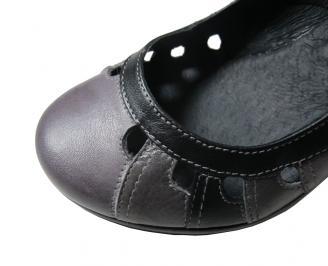 Дамски обувки естествена кожа FEQN-16103