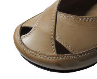 Дамски обувки естествена кожа WIHI-16128