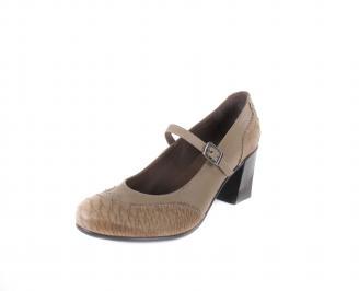 Дамски обувки естествена кожа ANHY-16491