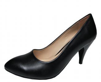 Дамски  обувки  -Гигант  еко кожа черни MLJE-21414