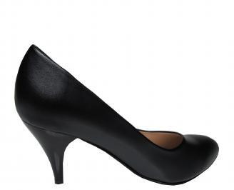 Дамски  обувки  -Гигант  еко кожа черни 3
