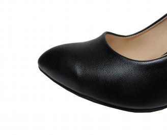 Дамски  обувки  -Гигант  еко кожа черни 4
