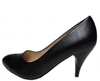 Дамски  обувки  -Гигант  еко кожа черни 6