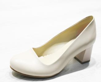 Дамски  обувки Гигант  еко кожа  бежови IXGM-26088