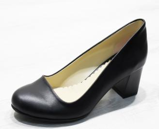 Дамски  обувки Гигант  еко кожа  черни TWOS-26089