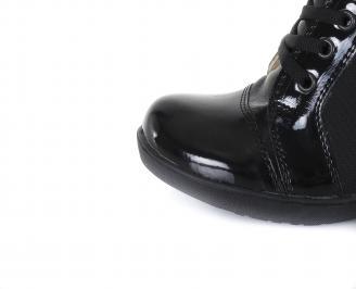 Дамски обувки на платформа WUJO-16387