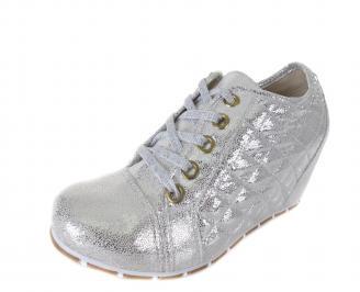 Дамски обувки на платформа XXVM-17509
