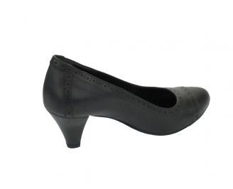 Дамски обувки от естествена кожа BCZO-10537