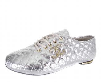 Дамски равни обувки VJSW-18563
