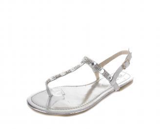 Дамски равни сандали MUII-16775