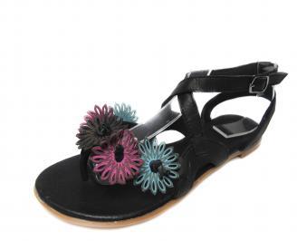 Дамски равни сандали TPFB-17228