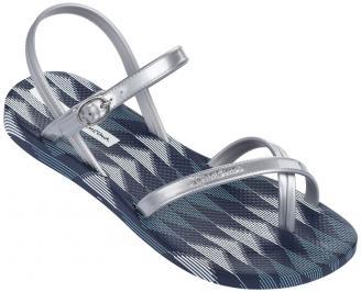 Дамски равни силиконови сандали Ipanema сиви LAXD-24319