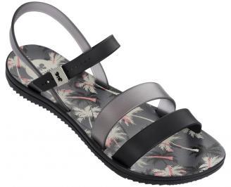 Дамски равни силиконови сандали Ipanema черни TMLR-24321