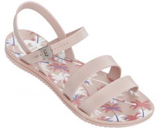 Дамски равни силиконови сандали Ipanema розови MWAL-24341