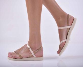 Дамски сандали IPANEMA силикон бежови JITX-1015389