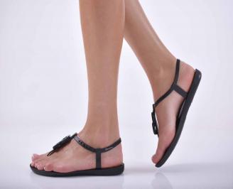 Дамски сандали IPANEMA силикон черни BPHY-1015395