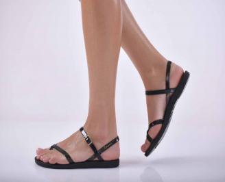 Дамски сандали IPANEMA силикон черни RUXM-1015396