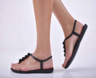 Дамски сандали IPANEMA силикон черни XSFU-1015399