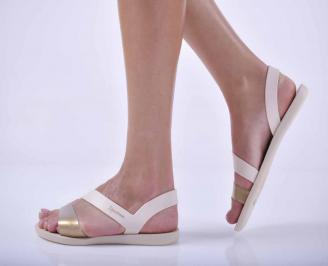 Дамски сандали IPANEMA силикон бежов BDSQ-1015400