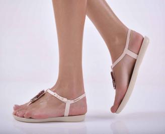 Дамски сандали IPANEMA силикон бежови QITG-1015403