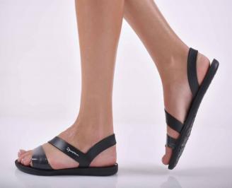 Дамски сандали IPANEMA силикон черни MMPX-1015404