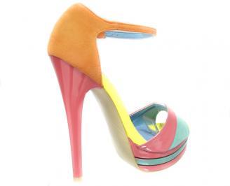 Дамски сандали AERG-13051