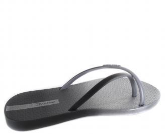 Дамски силиконови чехли Ipanema черно/сиво ELPC-19346