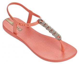 Дамски силиконови сандали Ipanema оранжеви GVNC-24326
