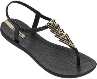 Дамски силиконови сандали Ipanema черни UGRJ-24339