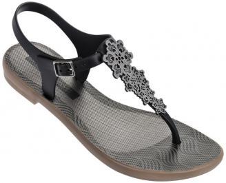 Дамски силиконови сандали Ipanema черни GEBS-24357