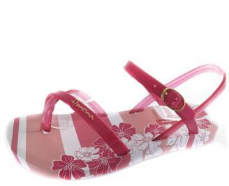 Дамски силиконови сандали Ipanema розови RMMC-19361