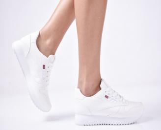 Дамски спортни  обувки  бели IODV-1013259