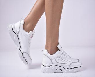 Дамски спортни  обувки  бели XNGU-1013273
