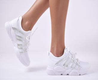 Дамски спортни  обувки  бели GHSB-1013903