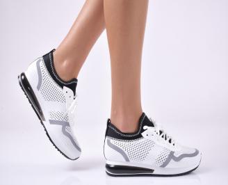 Дамски спортни  обувки  бели KVEO-1013934
