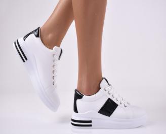 Дамски спортни обувки бели. WYAI-1014120