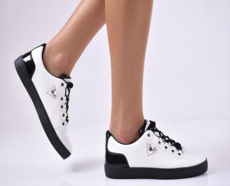 Дамски спортни  обувки  бели NIXJ-1014402