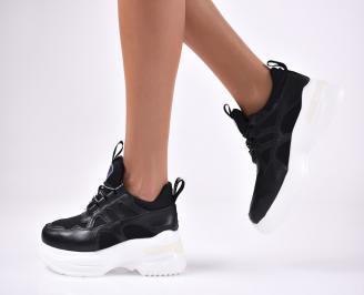 Дамски спортни  обувки  черни PNGT-1012781