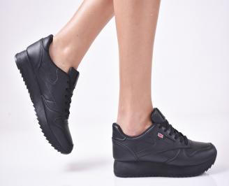 Дамски спортни  обувки   черни JZGR-1013270