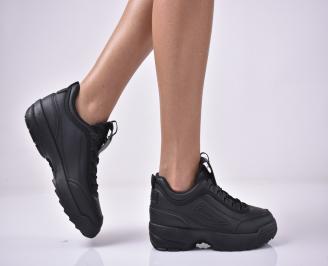 Дамски спортни  обувки  черни CYLC-1013274