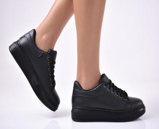 Дамски спортни  обувки  черни BATB-1013529