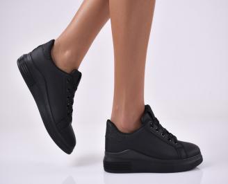 Дамски спортни обувки черни BGLP-1014138