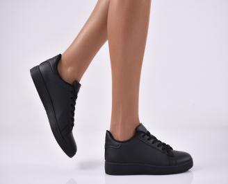 Дамски спортни обувки черни CIHK-1014142