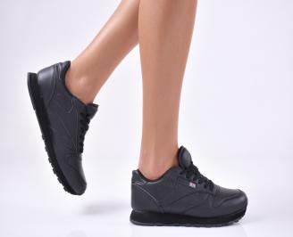 Дамски спортни  обувки  черни FVCC-1014180
