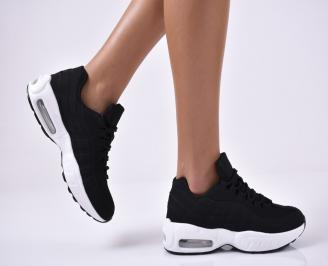 Дамски спортни  обувки  черни GQYP-1014212