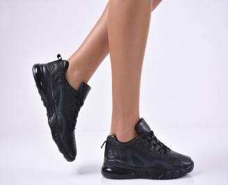 Дамски спортни  обувки  черни KHFM-1014262