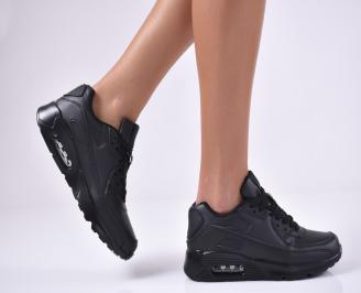 Дамски спортни  обувки  черни NGUN-1014276