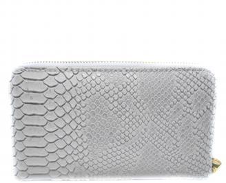 Дамско портмоне еко кожа бяло QKKL-20209